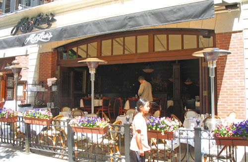 Photo of Abe and Louie's, popular Boston Steakhouse in Back Bay on Boylston Street