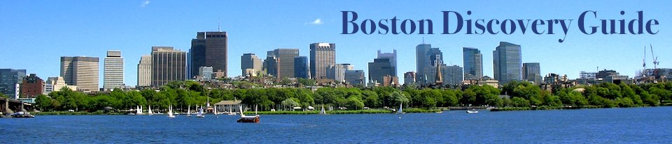 Boston tourism