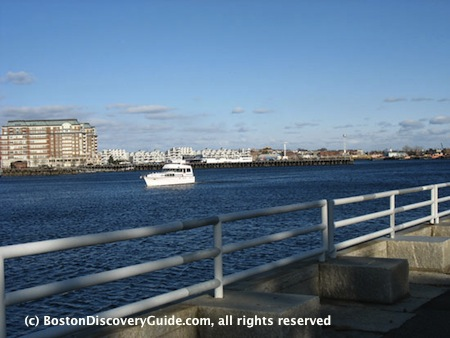 Charlestown, across the Charles River from the North End, Boston, Nov 21
