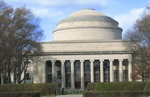 Colleges in Boston and Cambridge include MIT - Massachusetts Institute of Technology