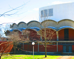 Brandeis University building