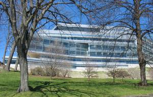 Brandeis University - campus building photo