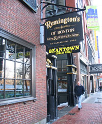 Boston comedy clubs include Dick's Beantown Comedy Vault on Boylston St
