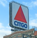 Citgo sign in Boston's Fenway neighborhood