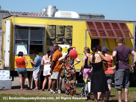 Boston Food Truck Festival