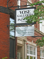 Vose Art Galleries - Boston