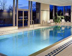 Photo - Hilton Logan Airport swimming pool