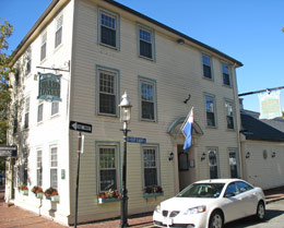 The Warren Tavern, Charlestown, Massachusetts