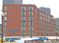 Millennium Bostonian Hotel in Boston Massachusetts