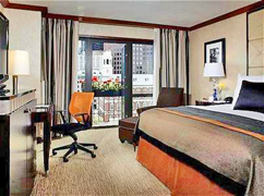 Millennium Bostonian Hotel - photo of room