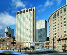 Sheraton Hotel in Downtown Boston