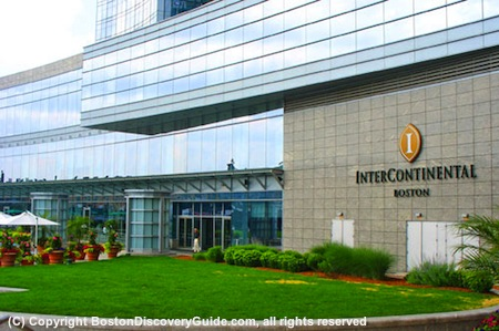 Photo of Intercontinental Hotel Boston - waterfront luxury hotel