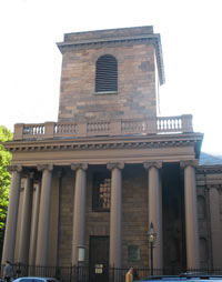 King's Chapel / Massachusetts Bay Colony - www.boston-discovery-guide.com