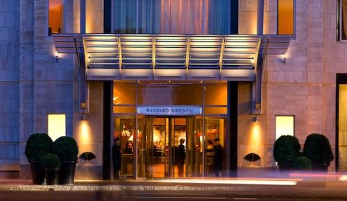 Mandarin Oriental Hotel - Back Bay - Boston, MA - Yelp