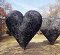 Jim Dine sculpture at Decordova Museum and Sculpture Park