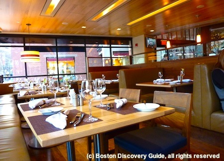Photo - North 26 Restaurant in Millennium Bostonian Hotel in Boston Mass