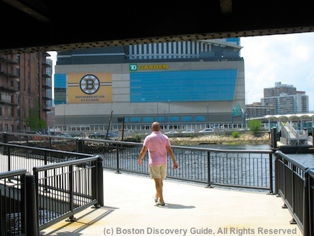 Parking At Td Garden Bhbrinfo
