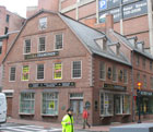 Old Corner Bookstore - Boston
