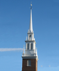 Old North Church, North End, Boston