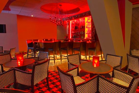 The Ruby Room at Boston's Onyx Hotel
