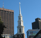 Park Street Church - Boston