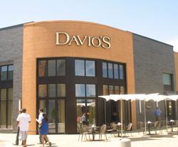 Davios Northern Italian Restaurant - Patriot Place location, Foxborough MA