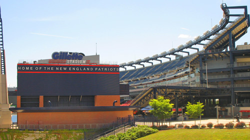 Photo - Gillette Stadium at Patriot Place - Home of the New England Patriots