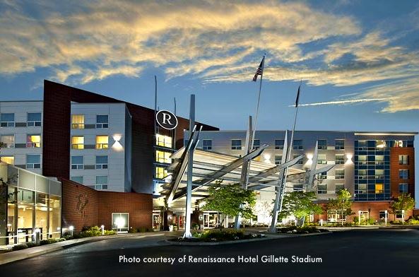Hotels Near Gillette Stadium Boston
