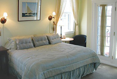 Boston vacation rental b and b