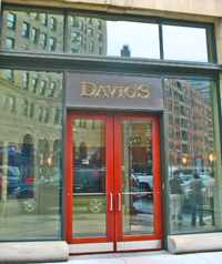 Davio's Northern Italian Steakhouse in Boston