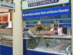 Quincy Market Food Hall - Boston, MA