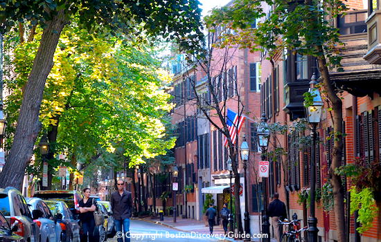 Find out about best Boston events during September, such as patio dining while the weather is still warm