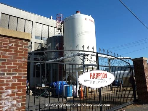 Picture of Harpoon Brewery, Boston, Massachusetts
