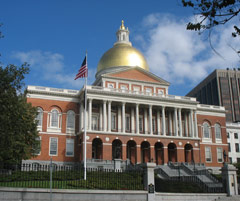 State House - Commonwealth of Massachusetts