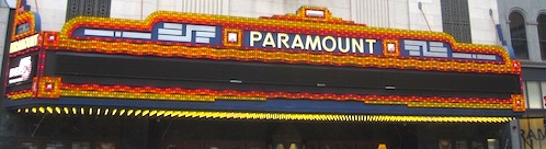 Photo - Boston's Paramount Theatre