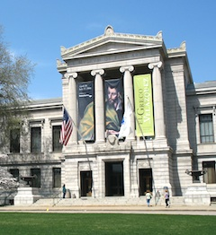 Photo of Boston's Museum of Fine Arts