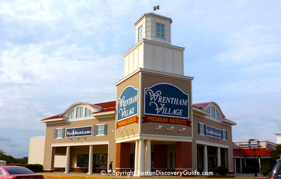 Wrentham Village Premium Outlets is located just 35 miles south of Boston, MA and 20 miles north of Providence, RI, just minutes off exit 15 on I From the entire team at Wrentham Village Premium Outlets, we hope that you will visit us soon/5().