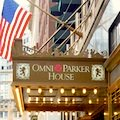 Omni Parker House Hotel in Boston Massachusetts