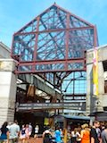 Boston Trolley Tour Stop: Faneuil Marketplace