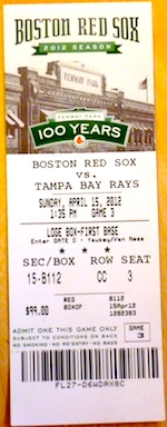 Best prices for Boston Red Sox tickets