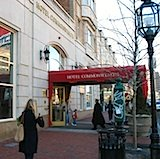 Hotel Commonwealth in Boston