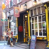 Green Dragon Tavern in Boston MA