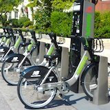 Boston's Hubway bike share system