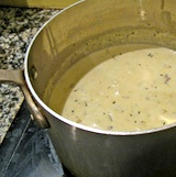 New England Clam Chowder Recipe and Photos