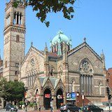 Old South Church in Boston's Copley Square