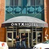 Onyx hotel in Boston