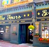 Photo of The Fours Grille and Bar near Boston's TD Garden