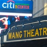 Wang Theatre in Boston MA