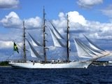Cisne Branco visit to Boston for Tall Ships
