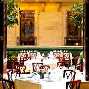 Photo of Langham Hotel dining in Boston - www.boston-discovery-guide.com